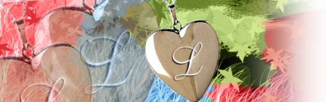 I give thee this locket as  a token of my love eternal...
